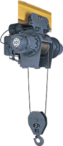Hitachi Hoist Product