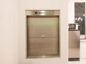 Lift Makanan Dumbwaiter, Lift Restaurant, Lift Cafe, Lift Barang Kecil