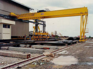 Jasa Pembuatan Overhead Hoist Crane di Indonesia